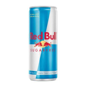 Red Bull sugarfree 0,25l