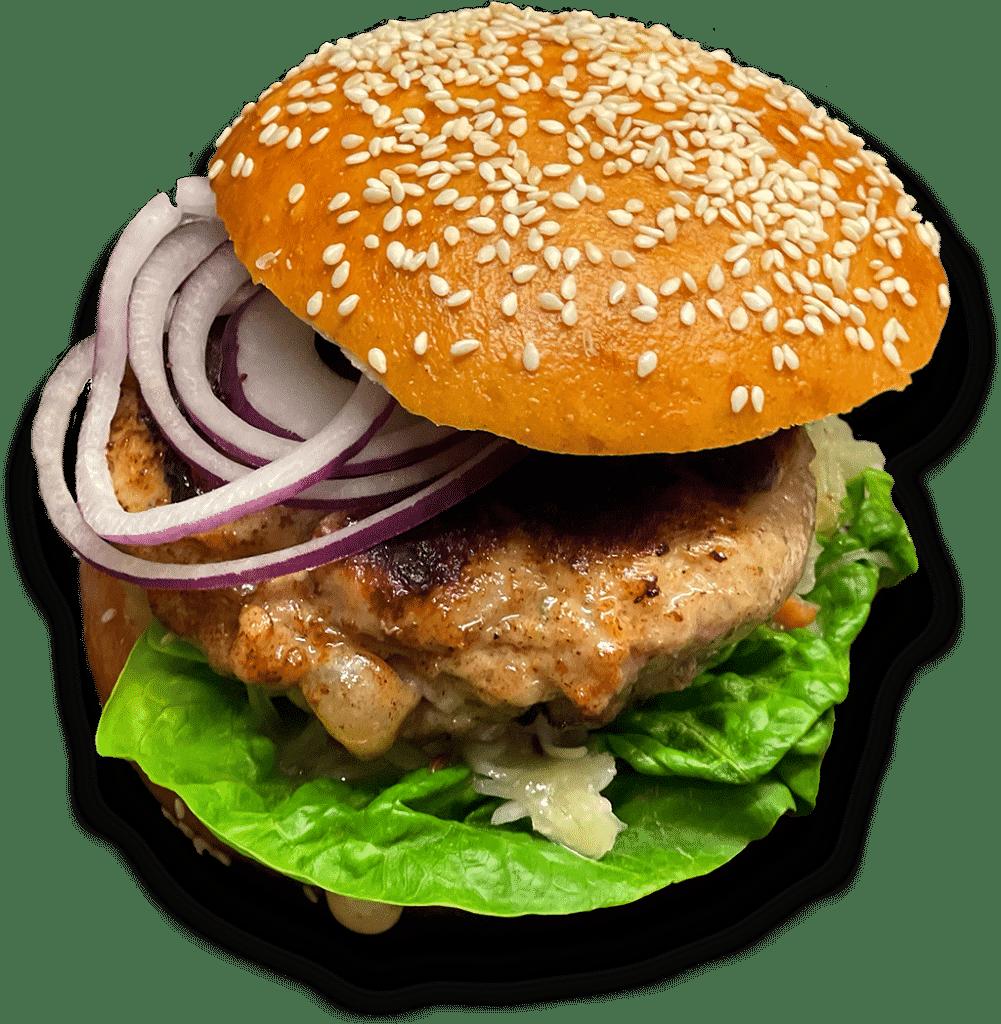 SalzBurger by essbar - der beliebteste Burger in der essbar