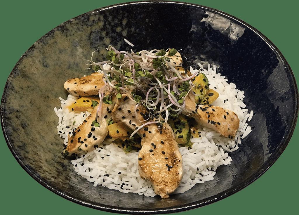 Ricebowl essbar - Take Away Shop